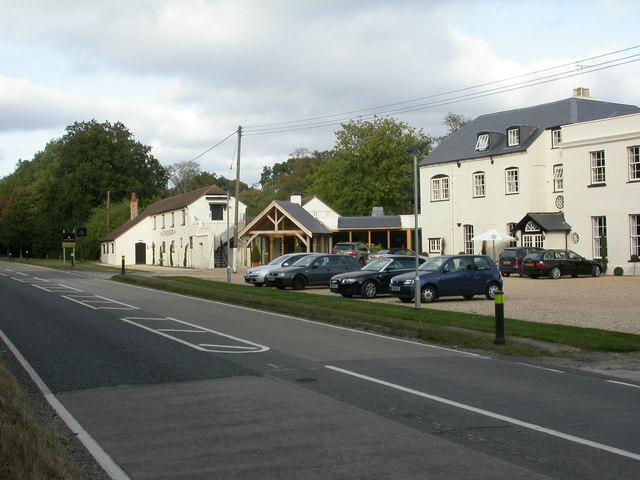 Hinton, Conqueror Inn