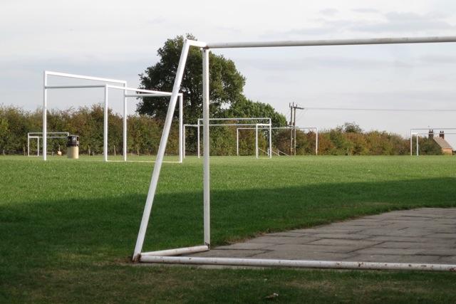 Goalmouths, Ajax Park