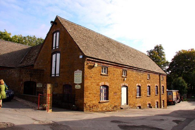 Hook Norton Brewery Visitor Centre and Museum