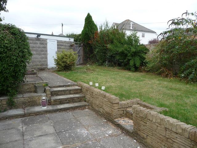 Bournemouth : Winton - Stanfield Road Garden