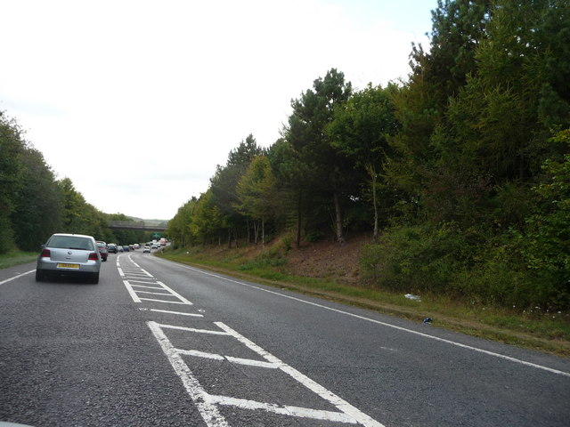Dorchester : The A35 Trunk Road