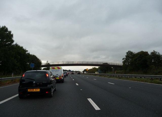 Mid Devon : The M5 Motorway