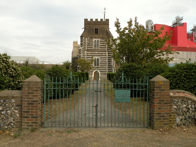St. Clement: the parish church of West Thurrock