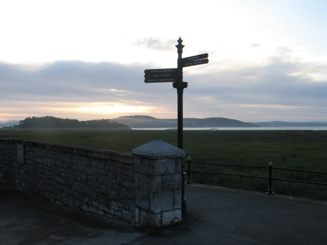 Early Morning, Grange-over-Sands
