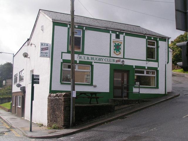R.T.B. rugby club