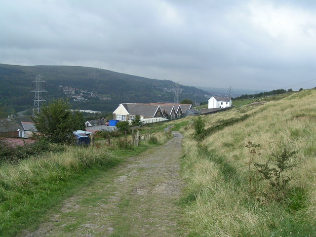 Hillside terrace and Primary school