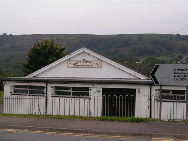 Waunlwyd Youth Centre