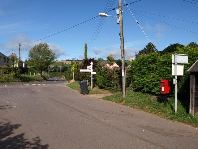 Langley Corner