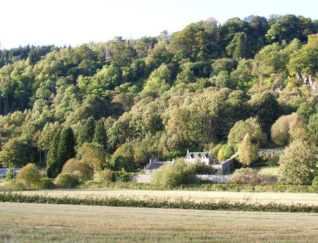 House near Weem