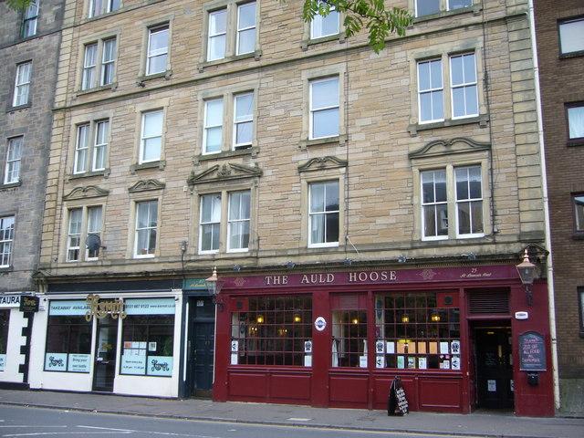 Pub and restaurant, St. Leonard's Street