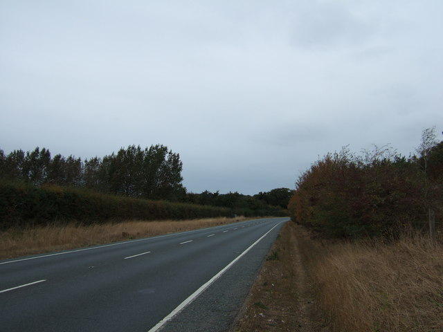 Snettisham bypass heading north