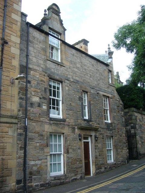 House, St. Leonard's Lane