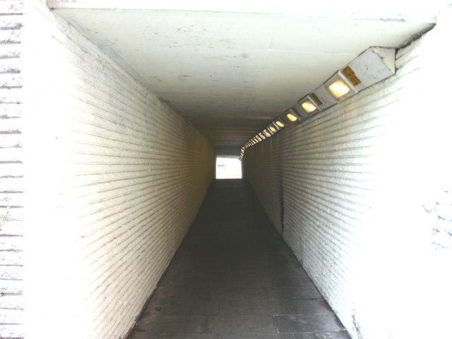 Under the M4, Malpas, Newport