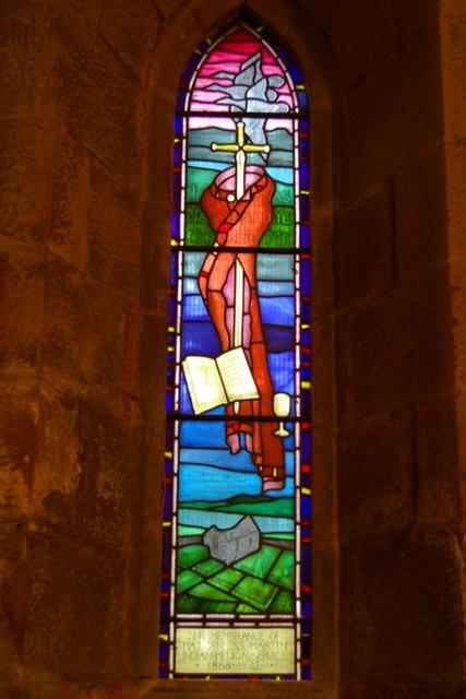 Martin memorial window