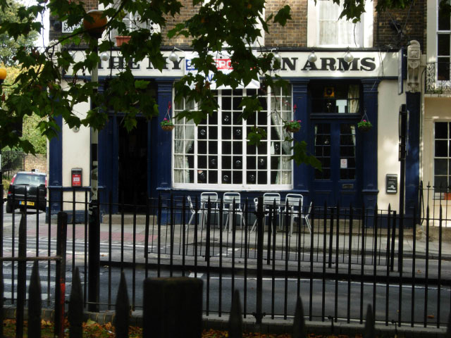 The Myddleton Arms, Canonbury Road