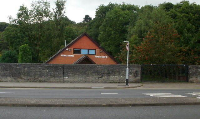 Malpas Brook Health Centre, Newport