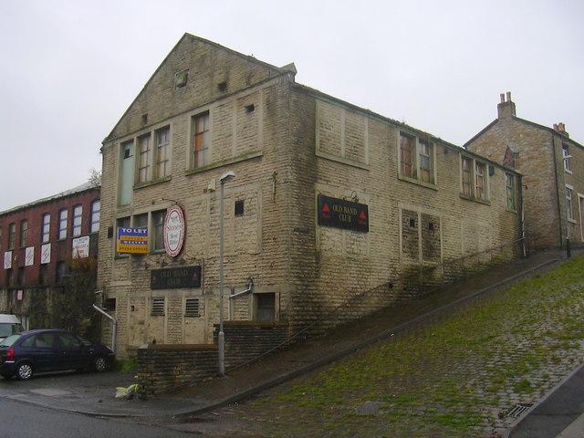 Accrington Old Band Club, Carter Street, Accrington, BB5 0PY