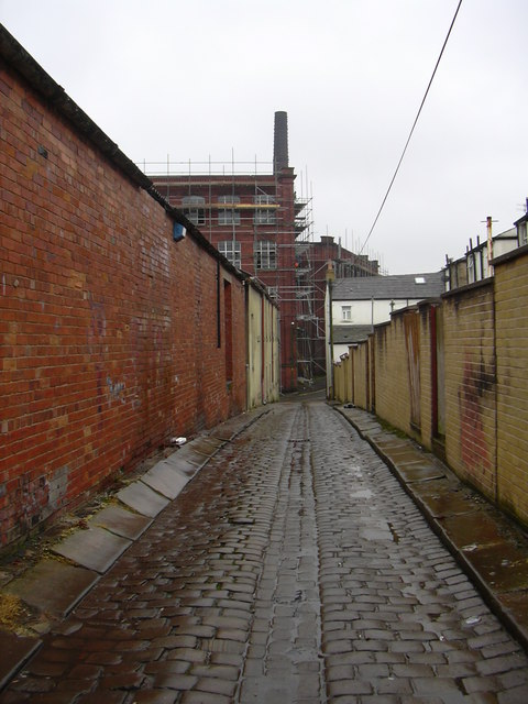 Back Victoria Street