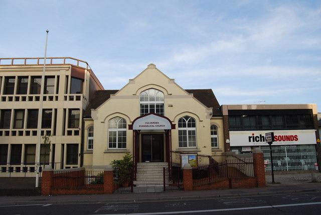 Culverden Evangelical Church, St John's Rd