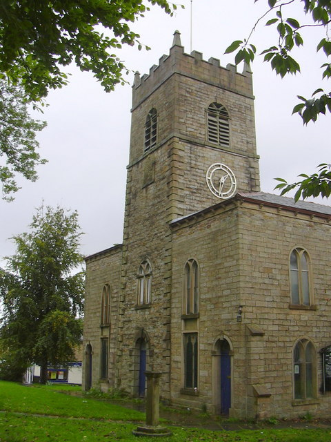 St James Church, Accrington