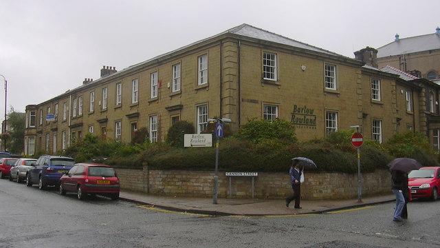 St James' Street-Cannon Street,Accrington