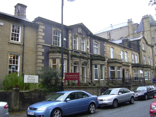 Roebucks Solicitors Notaries Public, 13-15 Cannon Street Accrington Lancashire BB5 1NJ