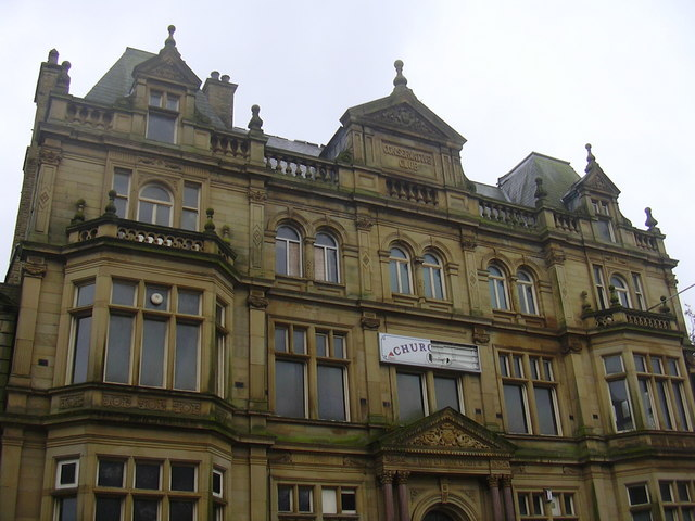 Conservative Club, Cannon street, Accrington
