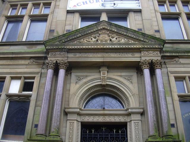 Conservative Club, Cannon street, Accrington