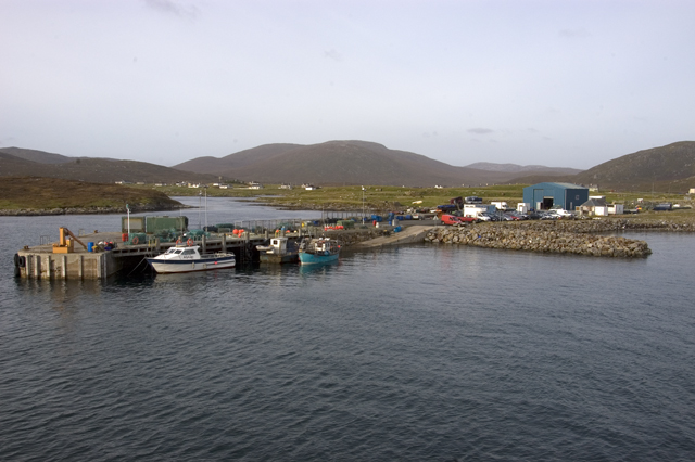 Leaving Leverburgh