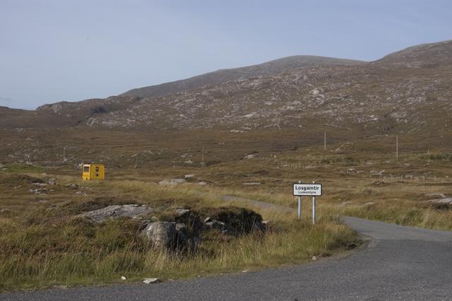 The road to Losgaintir