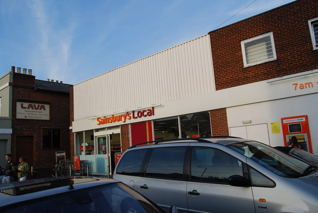 Sainsbury's Local, St John's Rd