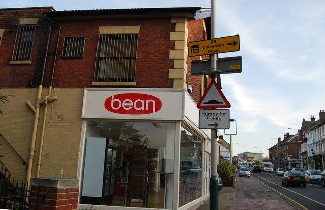 Bean, St John's Rd