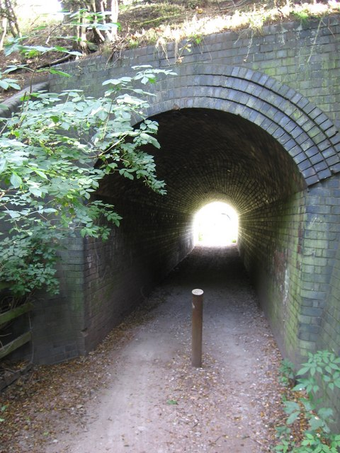 Clipstone - light at the end of the tunnel