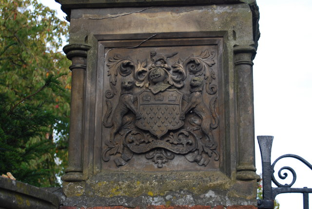 Coat of Arms, The Skinners' School