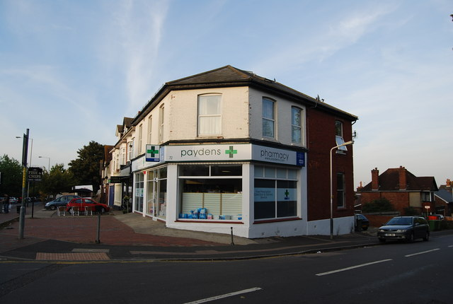 Payden Pharmacy, Somerset Rd