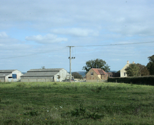 2009 : Mount Pleasant Farm from Turf House Lane