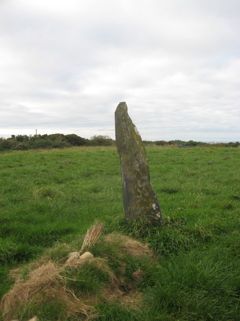 Standing stone? Maybe
