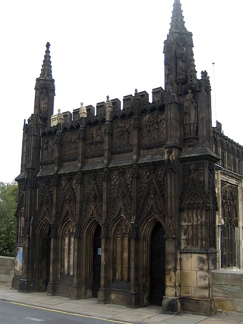 The Chantry Chapel of St  Mary (2)