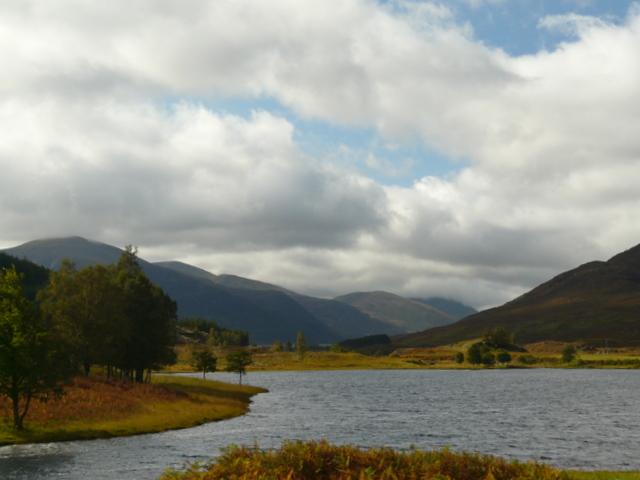 Loch Carrie.