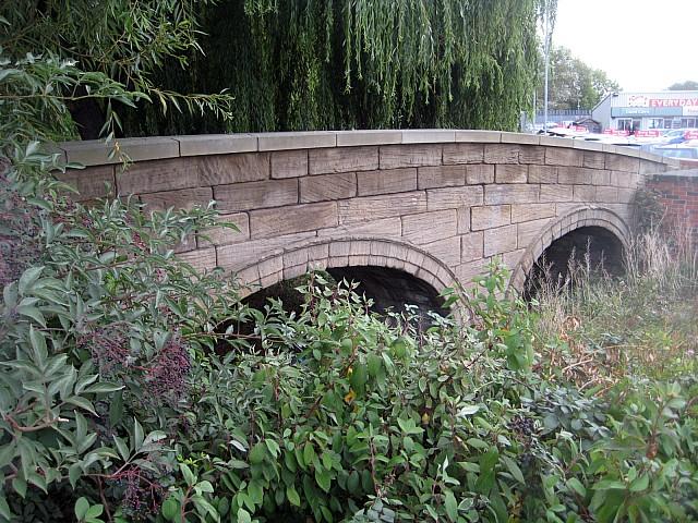Packhorse Bridge, Kirkgate (1)