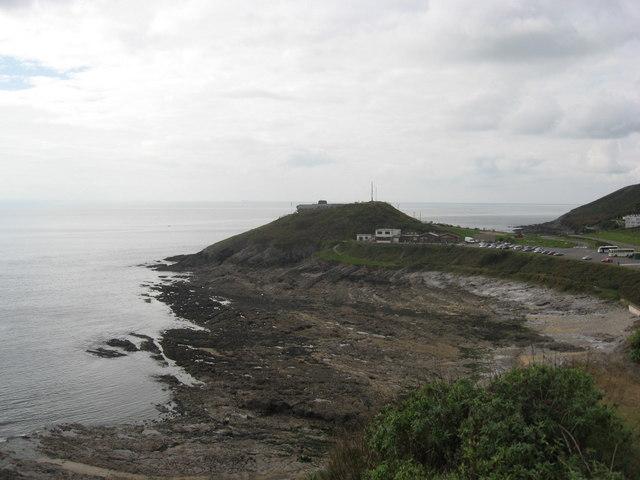 Coastguard station, Bracelet Bay, The Mumbles