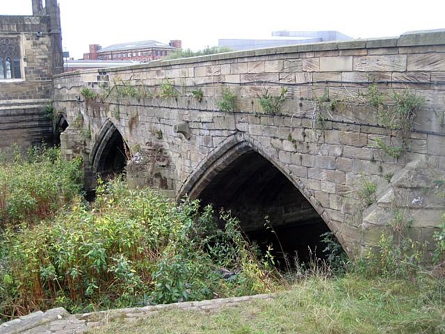 Medieval Bridge, Kirkgate (1)
