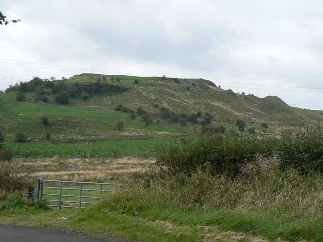 Howcraigs Hill