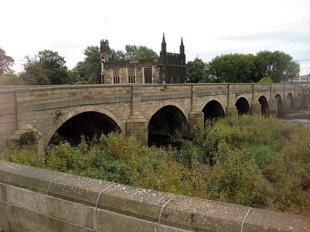 Medieval Bridge, Kirkgate (2)