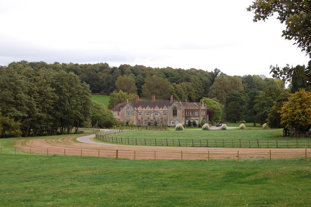 Flaxley Abbey, Gloucestershire