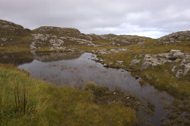 Lochan at Cragavig