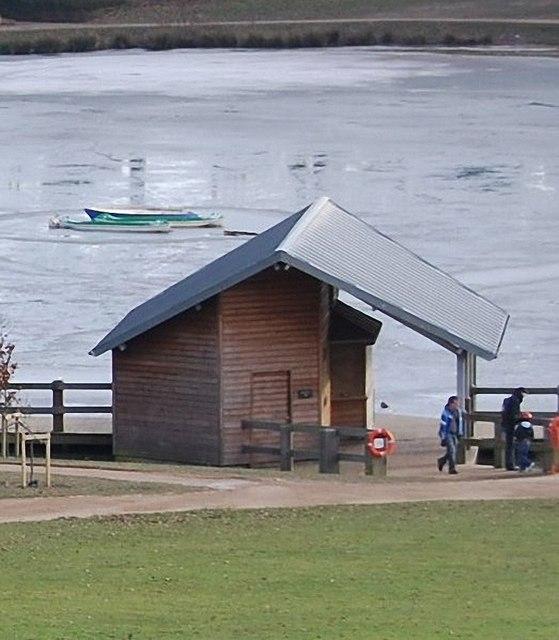 Boat Shed, Dunorlan Park