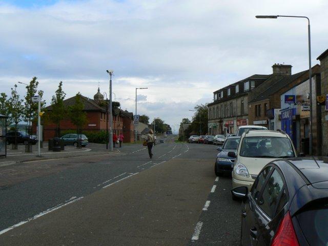 Main Street, Neilston