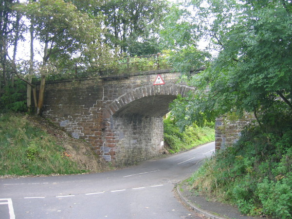 Old railway bridge, Falstone