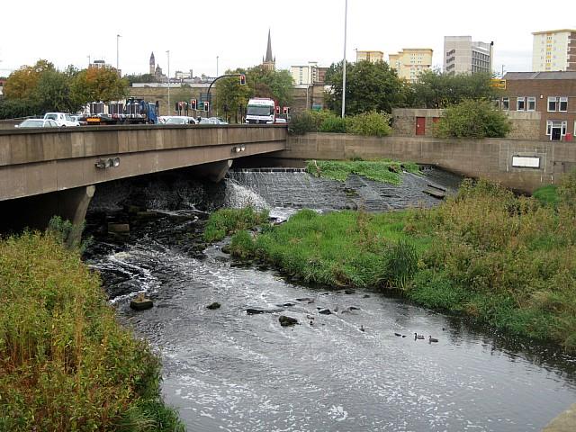 Weir, River Calder